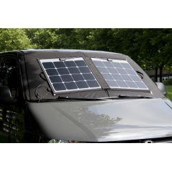Vouwbaar zonnepaneel voor campers