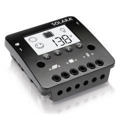 12 volt 16 Amp Lader/regelaar Solara SR350LCD