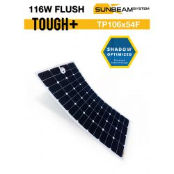 SUNBEAMsystem TOUGH+ 116WP FLUSH Zonnepaneel