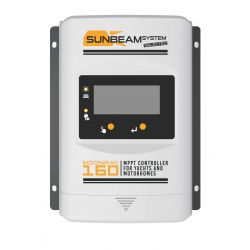 SUNBEAMsystem MOONRAY 160 MPPT CHARGE CONTROLLER