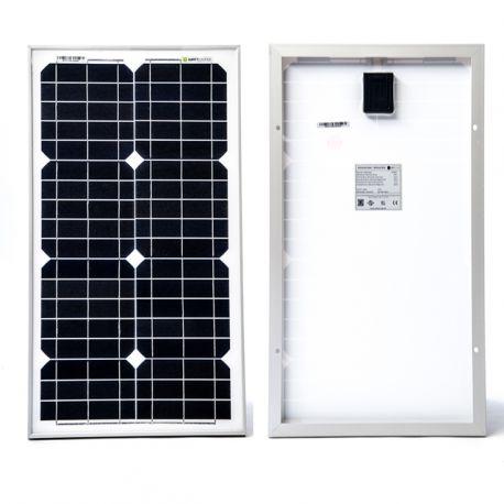 WATTSTUNDE® WS30M 30Wp zonnepaneel