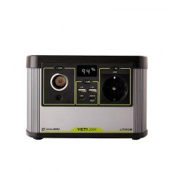 GOAL ZERO YETI 200X LITHIUM PORTABLE POWER STATION (EU-VERSIE)