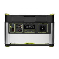 GOAL ZERO YETI 1000X LITHIUM PORTABLE POWER STATION (EU-VERSION)