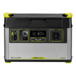 GOAL ZERO YETI 1500X LITHIUM PORTABLE POWER STATION (EU-VERSION)