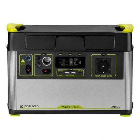 GOAL ZERO YETI 1500X LITHIUM PORTABLE POWER STATION (EU-VERSION)