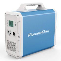 PowerOak PS8 1.500Wh solar AC/DC generator