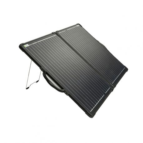 WATTSTUNDE 200Wp ULTRALIGHT Solar Case WS200SUL Variatieset