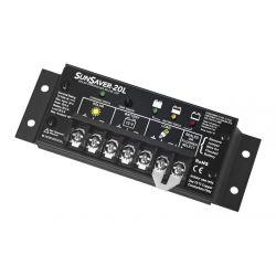 Sunsaver SS-20L-12. 12 volt 20Amp
