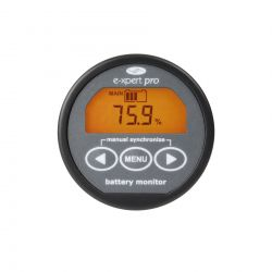 Batterij energie monitor