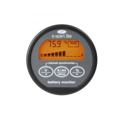 Baterij energie monitor
