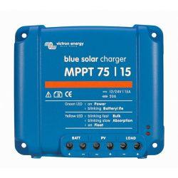 Victron 75/15 MPPT Solar lader
