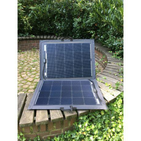 Mobiel en opvouwbaar zonnepaneel Type S408M32