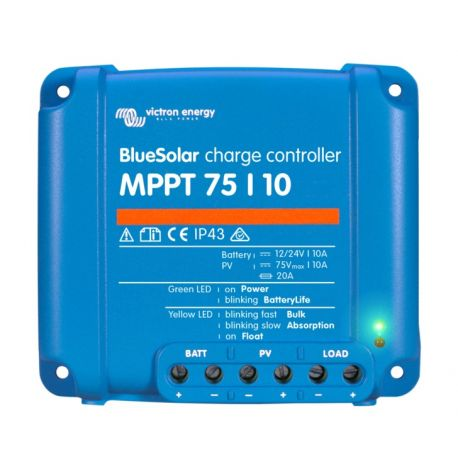 75/10A MPPT BluerSolar Lader