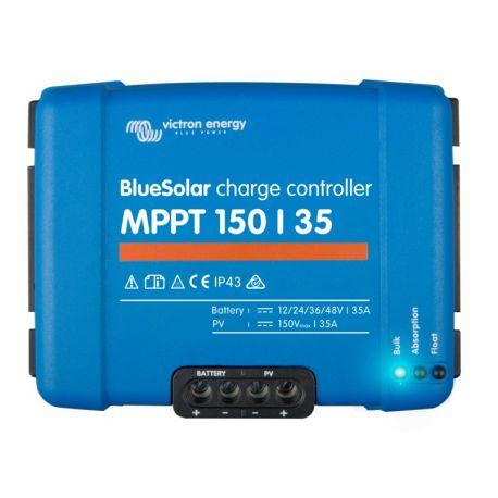 150/35 MPPT Solar regelaar