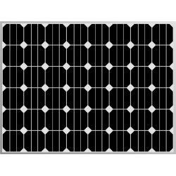 E560M48 zonnepaneel Zilver 140 Wp Power E-Serie