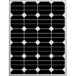 E240M36 DC-Solar Zonnepaneel 60 Wp