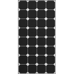 E400M32 Zwart zonnepaneel 100 Wp Power E-serie
