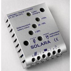 SR135 TL 12/24 volt 8 Amp Lader/regelaar