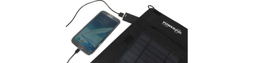 USB zonnepanelen