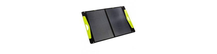 Draagbaar zonnepaneel