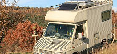 Caravan & campers