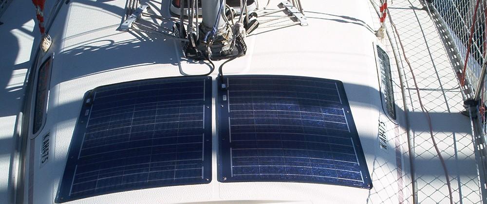 Flexibele zonnepanelen